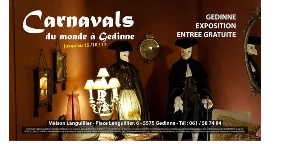 Expo Carnavals du Monde