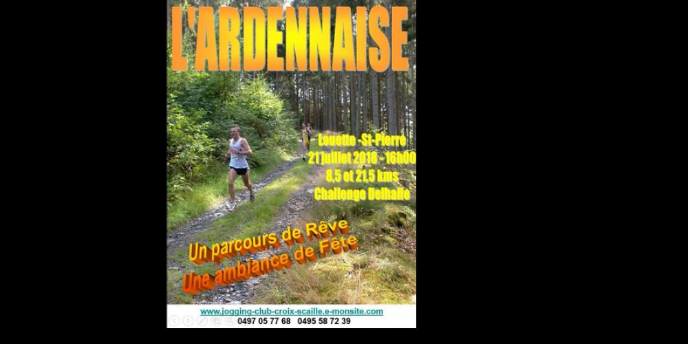 21 juillet: L'Ardennaise