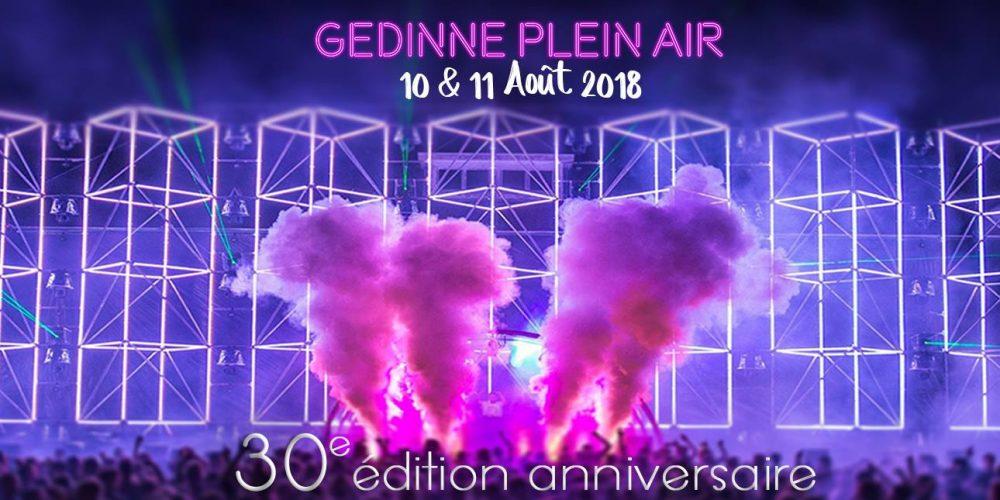 10 & 11 août: Gedinne Plein Air