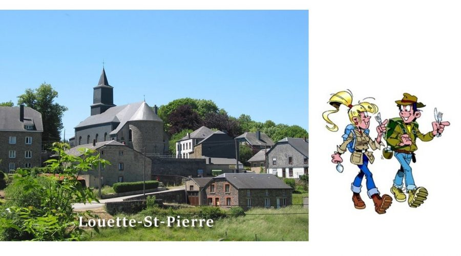 5 août: Marche gourmande à Louette-St-Pierre