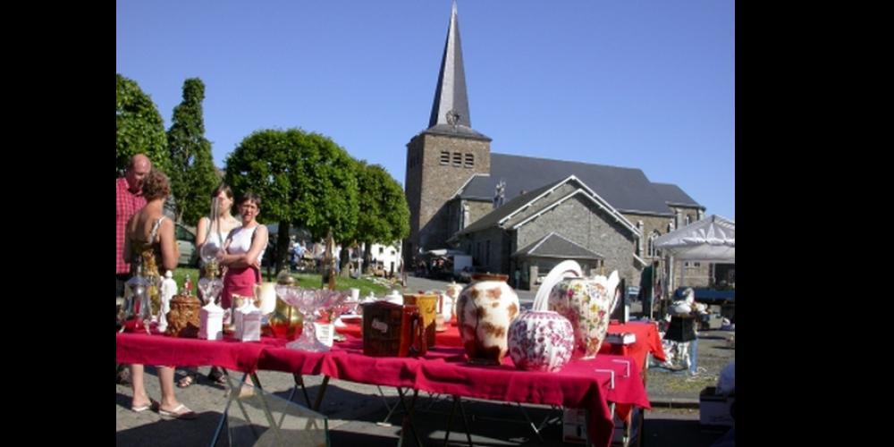 24 juin: Brocante à Willerzie