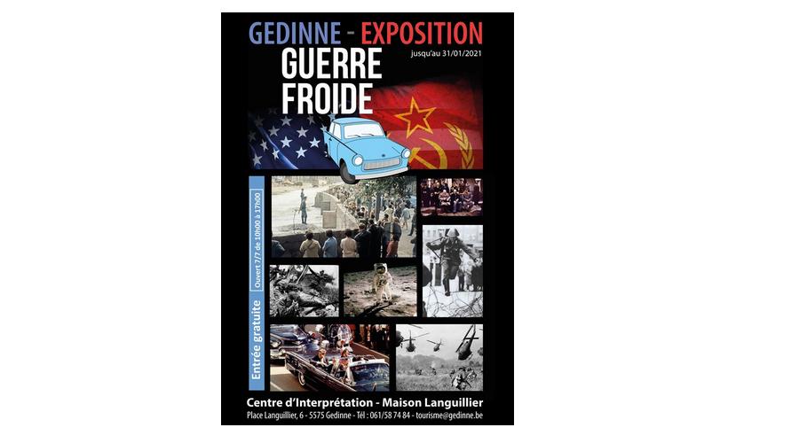 """Expo """"La Guerre Froide"""""""